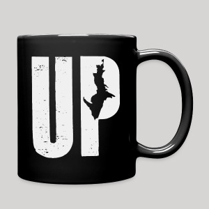 U.P. Michigan - Full Color Mug