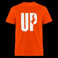 T-Shirts ~ Men's T-Shirt ~ U.P. Michigan