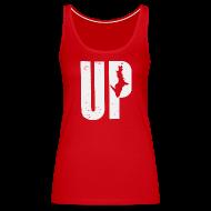 Tanks ~ Women's Premium Tank Top ~ U.P. Michigan