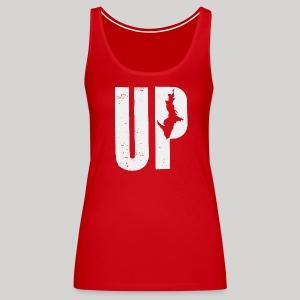 U.P. Michigan - Women's Premium Tank Top