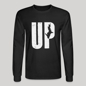 U.P. Michigan - Men's Long Sleeve T-Shirt