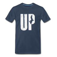 T-Shirts ~ Men's Premium T-Shirt ~ U.P. Michigan