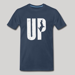 U.P. Michigan - Men's Premium T-Shirt