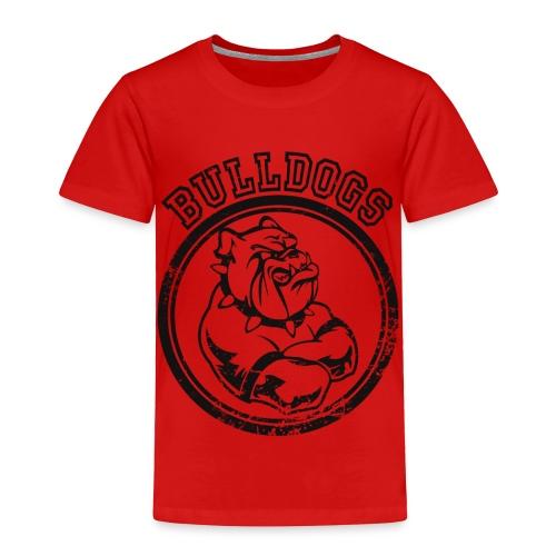 TODDLER Bulldogs Tee - Toddler Premium T-Shirt