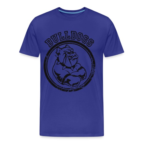 UNISEX Bulldogs Tee - Men's Premium T-Shirt