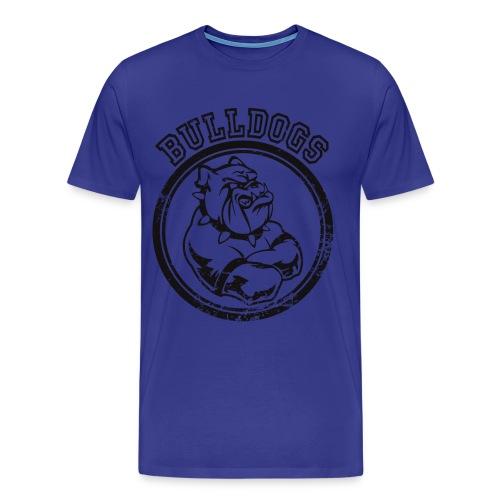 UNISEX Bulldogs Tee - Men's Premium T-Shirt