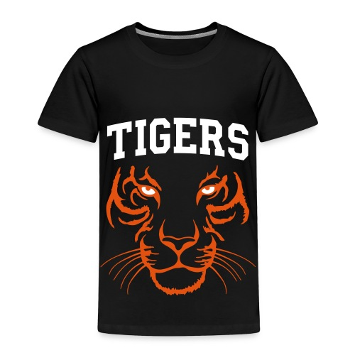 TODDLER Tigers Tee - Toddler Premium T-Shirt