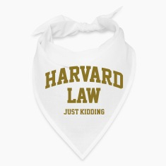Harvard Law (Just Kidding) Caps