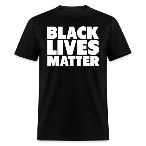Black Lives Matter shirt - Men's T-Shirt