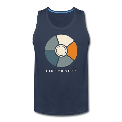Lighthouse Lens - Tank - Men's Premium Tank