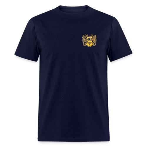 DMT/NDSTC Logo T-Shirt - Men's T-Shirt