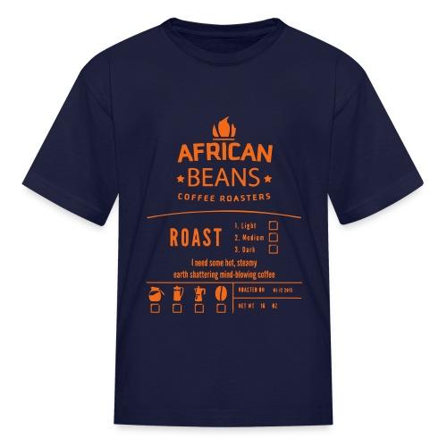 African Beans - Kids' T-Shirt