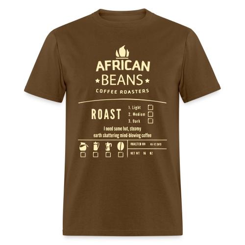 African Beans - Men's T-Shirt