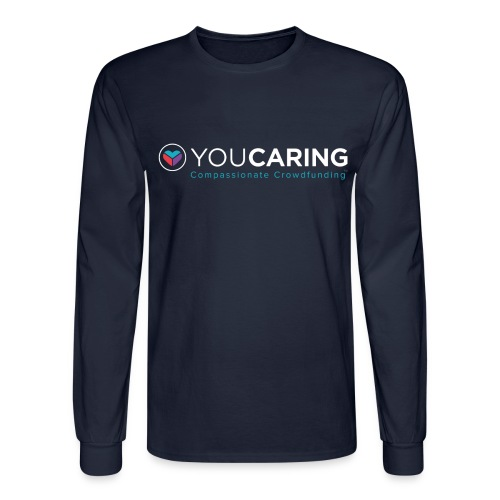 Men's Long Sleeve T-Shirt (Dark) - Men's Long Sleeve T-Shirt