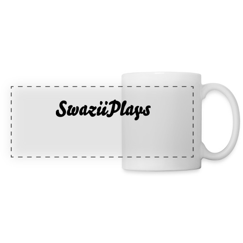 SwaziiPlays cup - Panoramic Mug