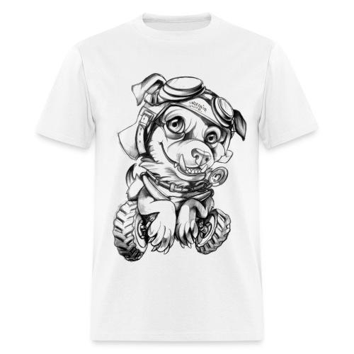 Men's Daisy Sketch Tee - Men's T-Shirt
