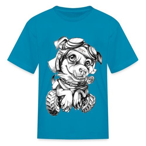 Kids' Daisy Sketch Tee - Kids' T-Shirt