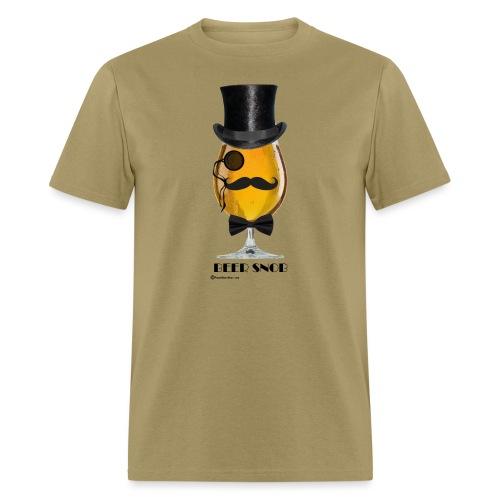 Beer Snob Men's T-Shirt - Men's T-Shirt