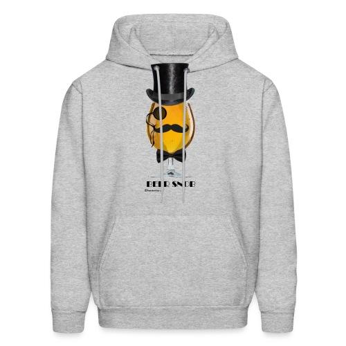 Beer Snob Men's Hoodie - Men's Hoodie