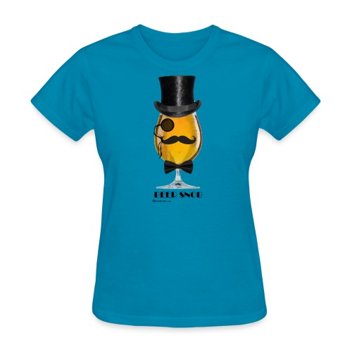 Beer Snob Women's T-Shirt - Women's T-Shirt