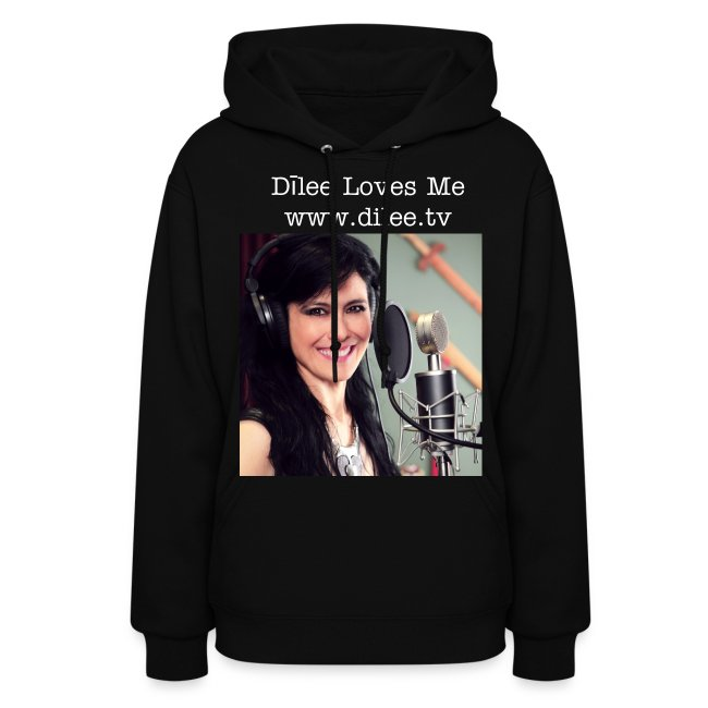 Dīlee studio mic women's sweat shirt
