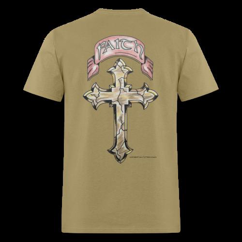 Virtue Series Faith - Men's T-Shirt