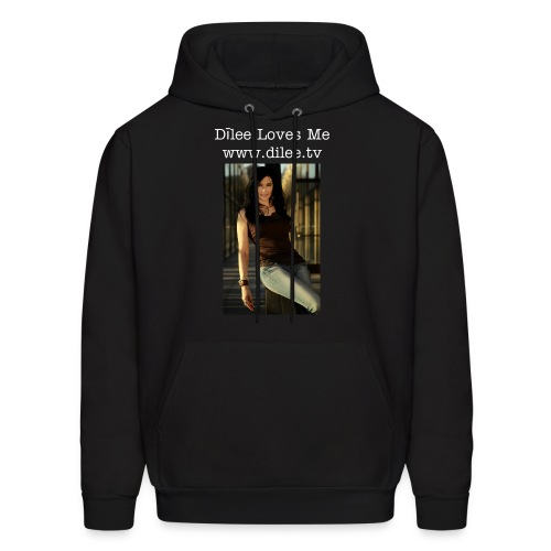 Dīlee Griffith Park men's sweat shirt - Men's Hoodie