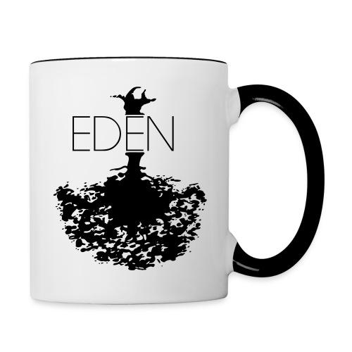EDEN Coffee Mug - Contrast Coffee Mug