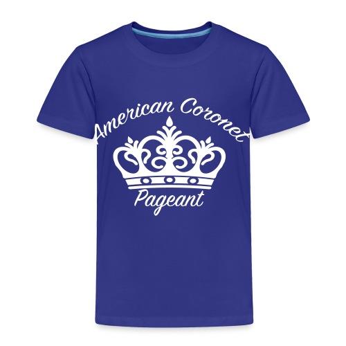 Kid's Logo T-Shirt - Toddler Premium T-Shirt