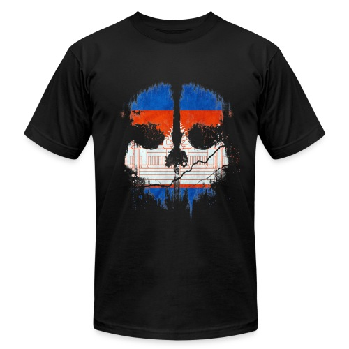 Men's Khmer Ghost  - Men's  Jersey T-Shirt