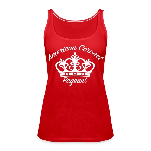 Women's Premium Tank Top - Pick your color shirt & logo on this T-Shirt.
