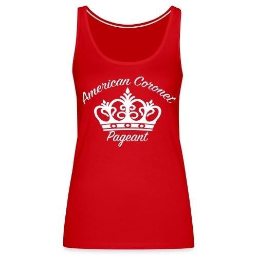 Women's Premium Tank Top - Pick your color shirt & logo on this T-Shirt.