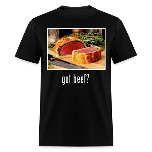 got beef? - Men's T-Shirt