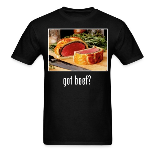 got beef? - Men's T-Shirt