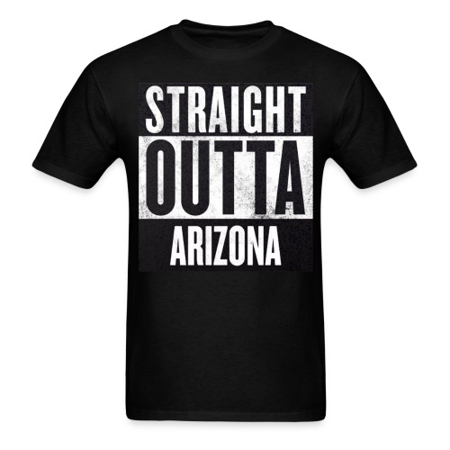 STRAIGHT OUTTA - Men's T-Shirt