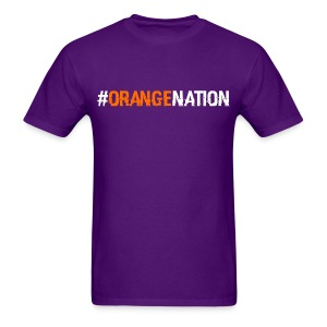 ORANGE NATION - Men's T-Shirt