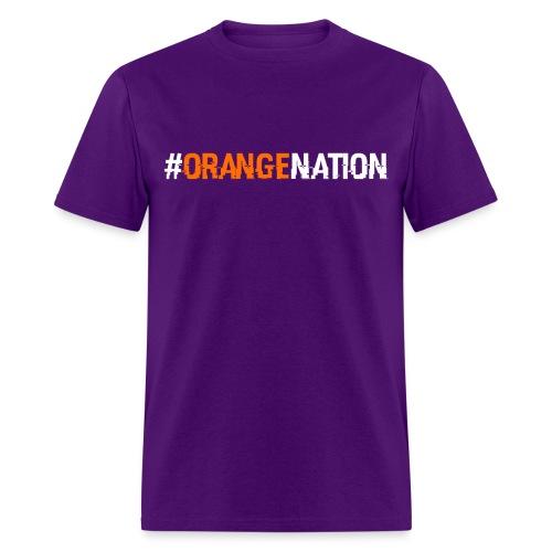 ORANGE NATION - Men's T-Shirt