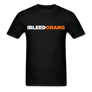IBLEEDORANG - Men's T-Shirt