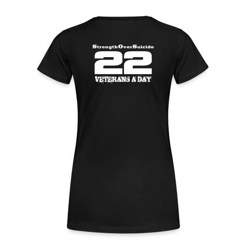 Women 22VetWHT - Women's Premium T-Shirt