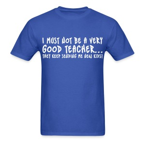 Bad Teacher Mens dark - Men's T-Shirt