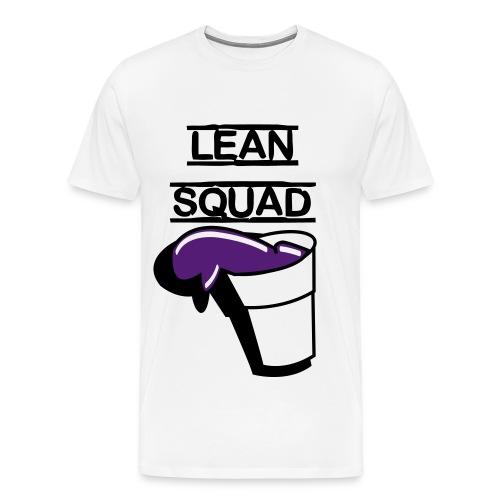 LEAN SQUAD - Men's Premium T-Shirt