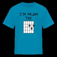 Kids' Shirts ~ Kids' T-Shirt ~ Detroit Guitar Shirt