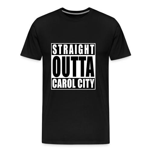 Straight Outta Carol City - Premium Tee - Men's Premium T-Shirt