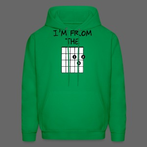 Detroit Guitar Shirt - Men's Hoodie