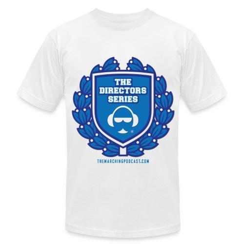 Large logo Chop Front - Men's Fine Jersey T-Shirt