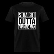 T-Shirts ~ Men's T-Shirt ~ [Running Man] Straight Outta Running Man!