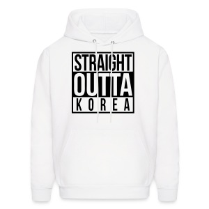 Straight Outta Korea! - Men's Hoodie