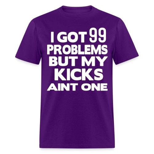 99 Problems Men's Shirt - Men's T-Shirt