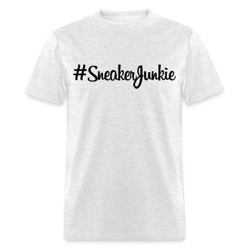 Hashtag Men's Shirt - Men's T-Shirt