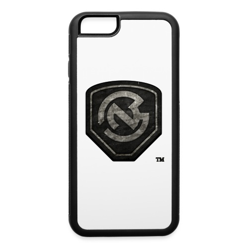 N3WB GEAR - iPhone 6 Rubber Case w/ Grungy N3 LOGO - iPhone 6/6s Rubber Case